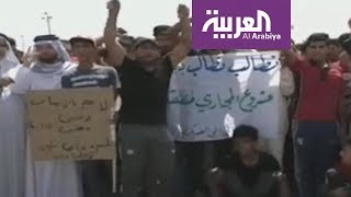 رائحة إيران في احتجاجات العراق