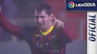 Resumen de Sevilla FC (1-4) FC Barcelona - HD - Highlights