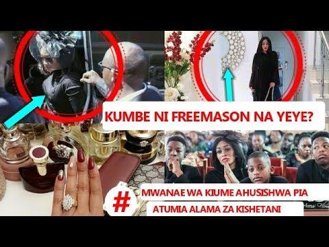 Xxx Mp4 UTHIBITISHO Kumbe Zari Ni Kati Ya Wafuasi Wa Shetani Wa Kike Wakubwa Toka AFRIKA 3gp Sex