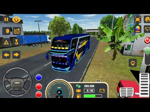 Xxx Mp4 Mobile Bus Simulator New Bus 5 BANDUNG Android Gameplay FHD 3gp Sex