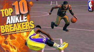 NBA 2K16 TOP 10 Deadliest PARK Crossovers & Ankle Breakers of the Week #3
