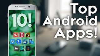Top 10 Android Apps! - Episode 2