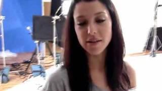 Jadyn Maria ''Good Girls like Bad Boys'' video shoot Day 1