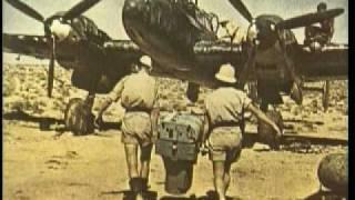 Me 109,  Me 110 - Luftwaffe desert variants