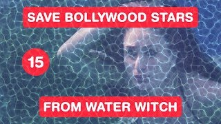 Save Bollywood Actors & Actress from Water-Witch! Guess the Celeb Challenge