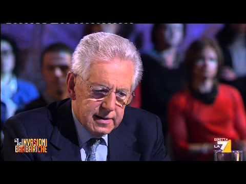 Xxx Mp4 Le Invasioni Barbariche L INTERVISTA A MARIO MONTI SECONDA PARTE 3gp Sex