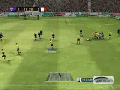 Rugby 08 Highlights