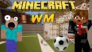 SCHOCKIERENDE RUNDE - IRAN vs NIGERIA / Earli vs Domse - Minecraft WM 2014