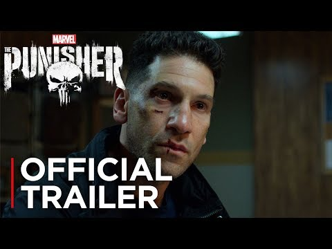 Marvel's The Punisher: Season 2 | Official Trailer [HD] | Netflix