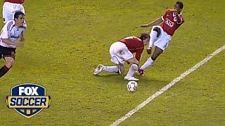 AC Milan vs. Manchester United   2006 - 2007 Champions League   FOX SOCCER