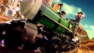 LEGO Lone Ranger - 樂高獨行俠系列 (79110, 79111)