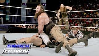 Braun Strowman & Erick Rowan vs. Local Competitors: SmackDown, June 30, 2016