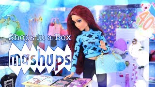Mash Ups: Doll Shops in a Box Crafts | Boutique | Bakery | Toy Store & more