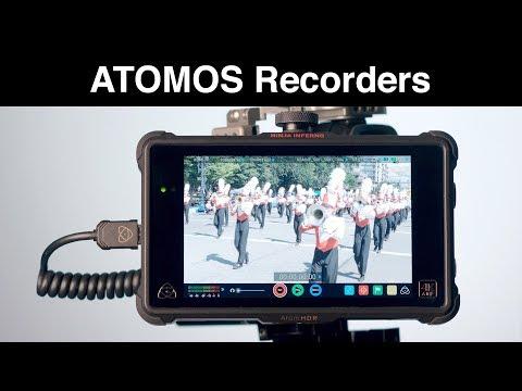 Atomos Recorders Why do I Use Them