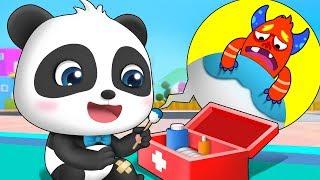 Help! Baby Panda