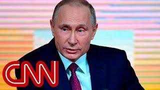 Last Look: Putin speaks... in English?