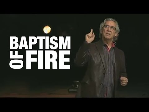 Best sermon about The Baptism Of Fire and The Holy Spirit Bill Johnson December 16 2012