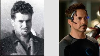 Marvels, Tony Stark, Iron Man Playing Character of Jack Parsons, Rocket Scientist & Occultist?