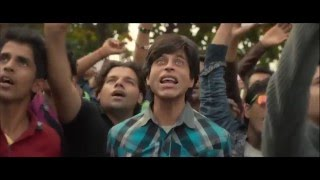Fan (2016 film) - Official Trailer (with English Subtitles)