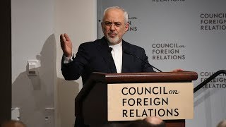 Foreign Minister Mohammad Javad Zarif on U.S.-Iran Relations