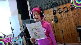 ☼ LOLLIPOPZ ☼ - V nahrávacím studiu