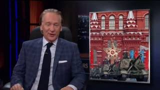 Real Time with Bill Maher: New Rule – Don