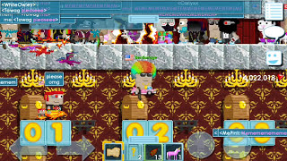 Growtopia 🐉 Dragon chest game!? + S board + MORE!