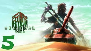 Metal Max Xeno Walkthrough Gameplay Part 5 - No Commentary (PS4 PRO)