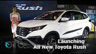 Launching All New Toyota Rush I Oto.Com