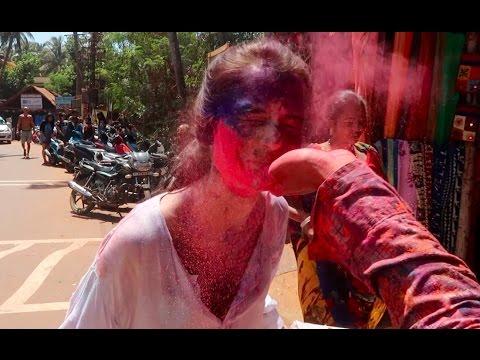 Xxx Mp4 PART 1 GOA HOLI FESTIVAL INDIA TRAVEL VLOG 3gp Sex