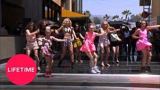 Dance Moms: ALDC vs. Candy Apples Dance Off  (Season 4 Flashback) | Lifetime