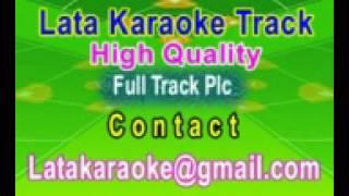 Shree Ramchandra Kripalu Bhaj Man Karaoke Lata Mangeshkar