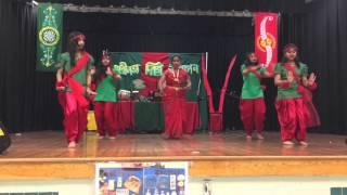 Joy Bangla Bole Age baro ....Abarer Songram-Shadhinotar Songram by Bornomala Shikkhangon