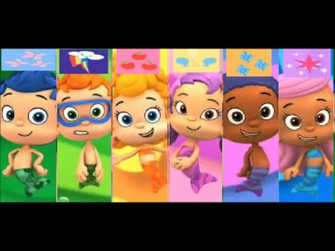 Bubble Guppies What My Cutie Mark is Telling Me