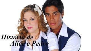 Historia de Alice e Pedro (Parte 1)