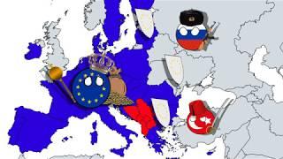 Balkan erklärt: EU spielt Großmacht - Türkei und Russland schlagen zurück
