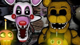 Five Nights at Freddy's 2 (Night 6) || THE SECRET CUPCAKE WEAPONS TO END IT ALL!!!