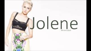 Miley Cyrus - The Backyard Sessions - Jolene (HQ)