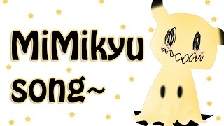 [MMD ShOrT] Mimikyu song PV