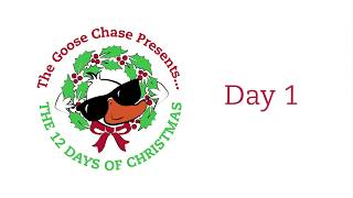 12 Days of Christmas...Day one