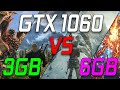GTX 1060 3GB VS 6GB Does More VRAM Make That Big Of A Difference mp3