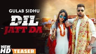 Teaser | Dil Jatt Da | Gulab Sidhu | Latest Punjabi Teasers 2019 | Coming Soon | Speed Records