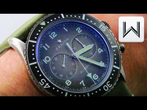 Xxx Mp4 Zenith Pilot Chronometro Tipo CP 2 Flyback Aged 11 2240 405 21 C773 Luxury Watch Reviews 3gp Sex