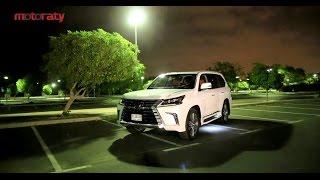 لكزس LX570 موديل 2016 Lexus LX570