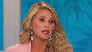 Watch Christie Brinkley Sound Off on Wendy Williams' Claim That She Faked 'DWTS' Injury