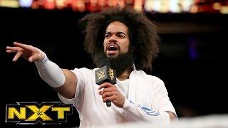 No Way Jose calls out Eric Young: WWE NXT, Nov. 23, 2016
