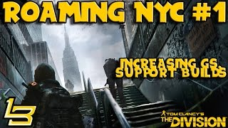 Roaming NYC w/ LB! Ep1. (The Division)