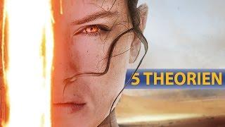 Rey wird ein Sith? | STAR WARS 8 Theorien