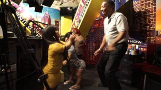 "Gary With Da Tea Gets Twerk Lessons From ""Little Women: Atlanta"" Tiny Twins!"