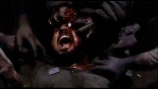 Day of the Dead (1985) Death of Pvt Rickles